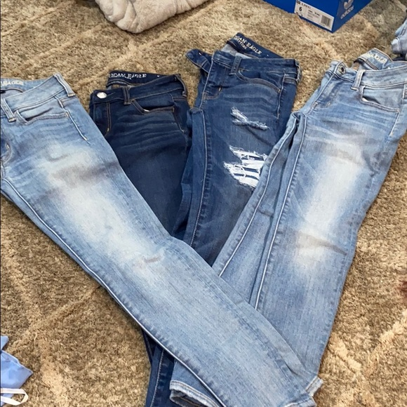 American Eagle Outfitters Denim - American Eagle jeans bundle